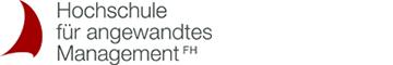 Hochschule angewandtes mangement Logo