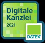Logo Digitale Kanzlei 2021
